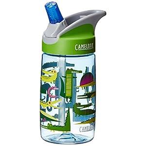CamelBak Kid's Eddy Water Bottle, Gators, .4-Liter