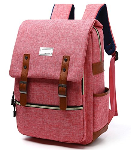 (Honeystore Unisex School Bookbag Weekend Travel Laptop Backpack Tourist Knapsack Watermelon)