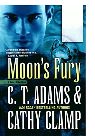 book cover of Moon\'s Fury