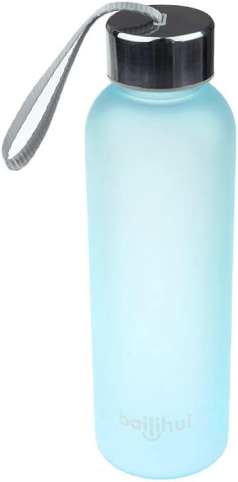 KaiCran New Leak Tight フルーツジュース スポーツ ポータブル トラベルボトル ウォーターカップ 600ml