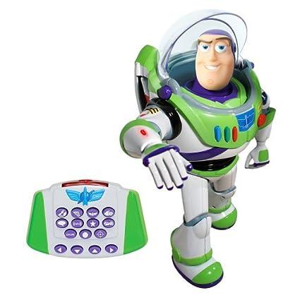 amazon com pixar ultimate buzz lightyear toys games