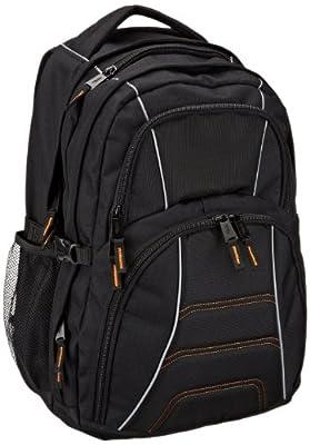 "AmazonBasics Backpack for Laptops Up To 17"""