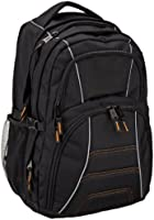 AmazonBasics Backpack for Laptops Up To 17-Inch