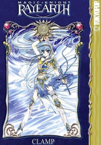 Magic Knight Rayearth I Volume 2