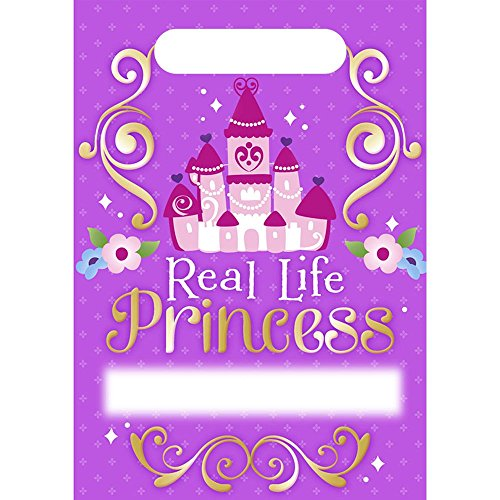 (Sofia the First Favor Bags (8ct))