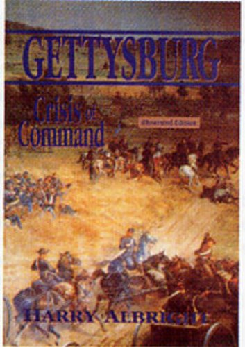 Download Gettysburg: Crisis of Command (Military Histories) pdf epub