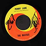penny lane / strawberry fields forever 45 rpm single