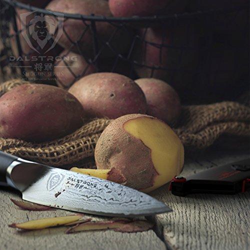 DALSTRONG Paring Knife - Shogun Series - AUS-10V- Vacuum Treated - 3.5'' Paring Knife by Dalstrong (Image #5)