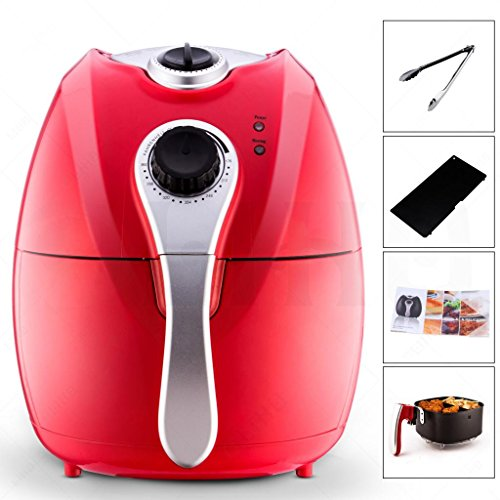 Electric Oil Free 1500W Air Fryer Multifunction Programmable