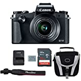 Canon G1X Mark III Digital Camera Bundle + Canon PowerShot G1X Mark III Advanced Accessory Kit – Including EVERYTHING You Need To Get Started For Sale