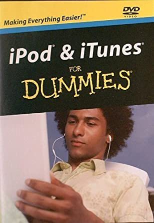 Amazon.com: iPod and iTunes For Dummies DVD: Tony Bove: Cine ...