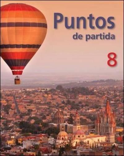 Puntos de partida: An Invitation to Spanish (Student Edition) ()