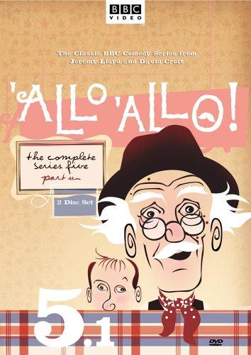 Allo  Allo    The Complete Series Five  Part 1