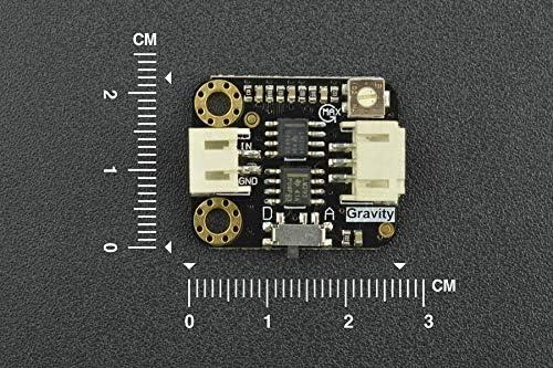 Flexible Piezo Film Vibration Sensor DFROBOT Gravity
