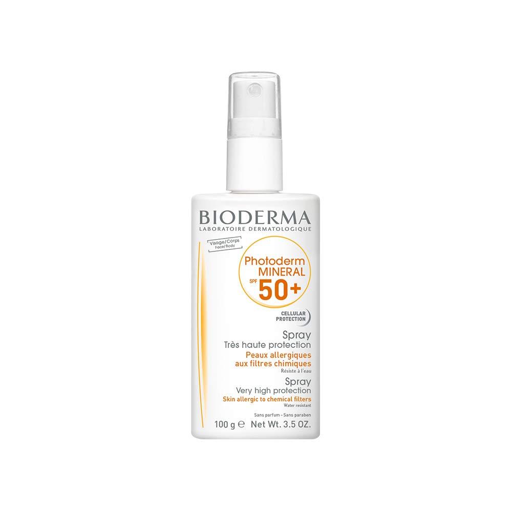 Bioderma Photoderm Mineral Spf 50+ Fluide - Protección solar, 100 ml