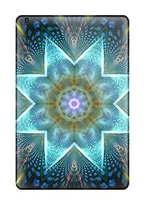Vanessa Arvid's Shop 3410604K59687235 MarvinDGarcia Snap On Hard Case Cover Kaleidoscope Protector For Ipad Mini/mini 2