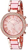 U.S. Polo Assn. Women's Quartz Pink Dress Watch (Model: USC40084)