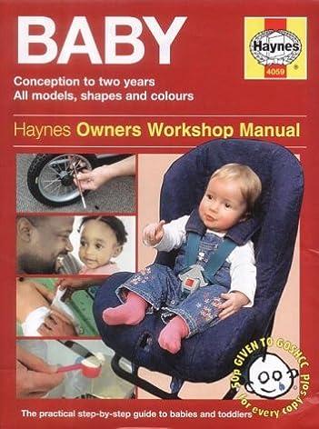 the haynes baby manual conception to two years ian banks rh amazon com haynes baby manual whsmiths Haynes Manual Monte Carlo Back