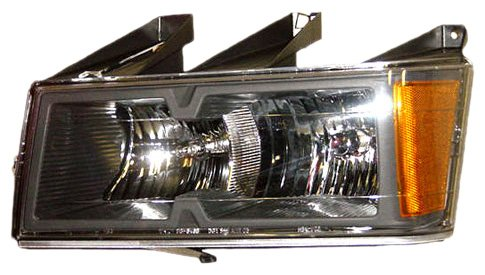 04 gmc canyon headlight assembly - 8