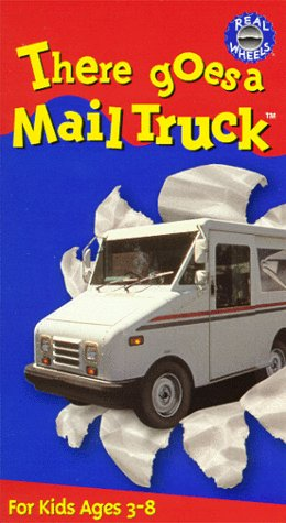 There Goes A Mail Truck  Vhs