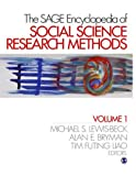 img - for The SAGE Encyclopedia of Social Science Research Methods book / textbook / text book