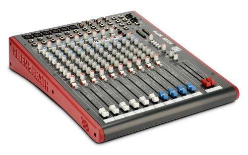 Allen & Heath ZED-14 14-Channel Mixer with USB Interface by Allen & Heath (Image #1)