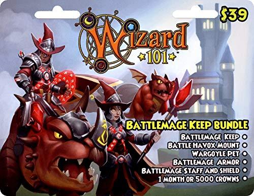 Wizard 101 Jewel Crafter's Bundle Prepaid Game Card - Buy