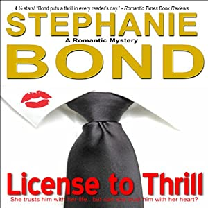 License to Thrill Audiobook