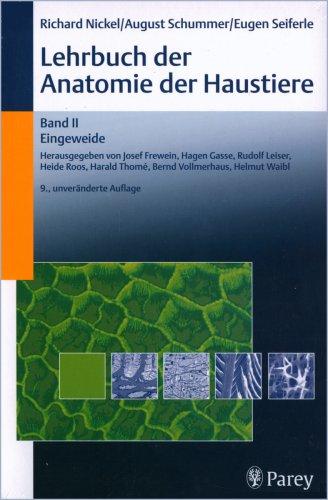 Lehrbuch der Anatomie der Haustiere. Gesamtausgabe, 5 Bde.: Amazon ...