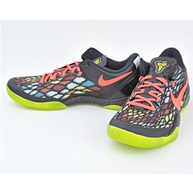 best sneakers 87a21 2a868 Image Unavailable. Image not available for. Color  Nike Kobe 8 System ( Christmas) - Black ...