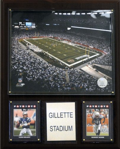 NFL Gillette Stadium Plaque