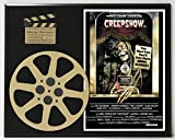#6: CREEPSHOW GEORGE ROMERO STEPHEN KING POSTER LIMITED EDITION MOVIE REEL DISPLAY