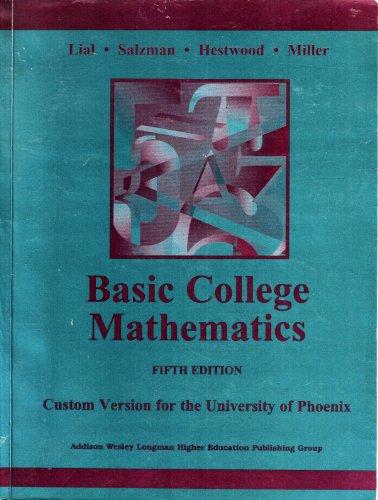 Basic College Mathematics (5th Edition)