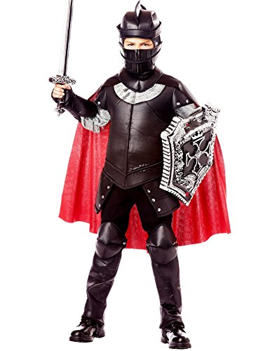 Halloween Costumes For 20 Year Old Guy (California Costumes The Black Knight Child Costume,)