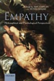 img - for Empathy: Philosophical and Psychological Perspectives book / textbook / text book