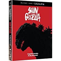 Deals on Shin Godzilla: Movie Blu-ray + DVD + UltraViolet
