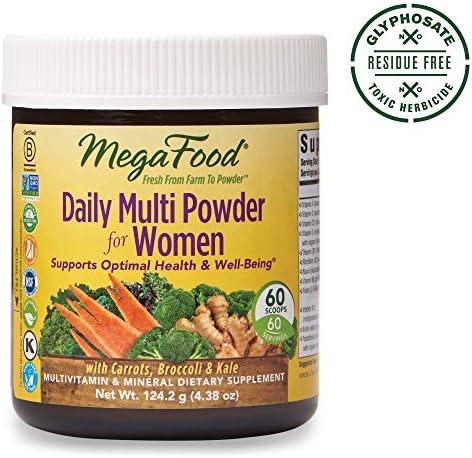 MegaFood Multivitamin Supplement Vegetarian Servings product image
