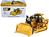 StarSun Depot CAT Caterpillar D9T Track-Type Tractor with Operator High Line Series 1/50 Model by Masters
