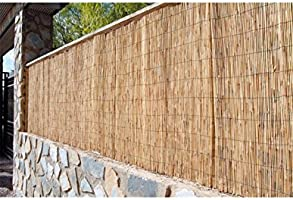 Faura 1, 5x5m - Bambu Natural: Amazon.es: Jardín