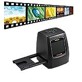 Film Scanner, TechCode Film Slide VIEWER Scanner 14.0 Mega pixels Negative Film Slide VIEWER Scanner USB Digital Color Photo Copier(16G SD Card,SMYC018)