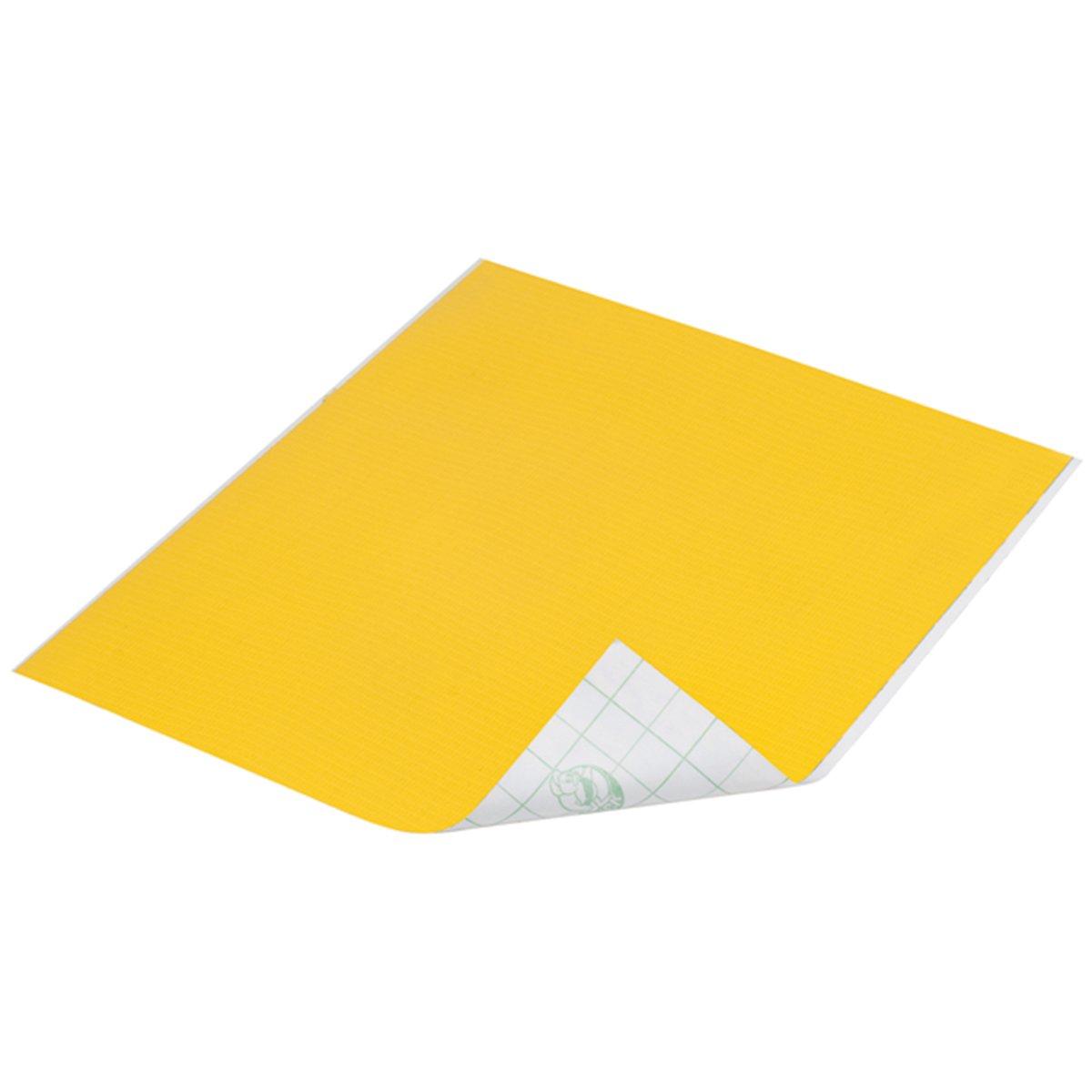 Duck Easy Craft Interlocking Tape, Yellow (282714)