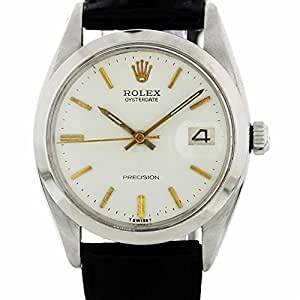 Rolex Date mechanical-hand-wind mens Watch 6694 (Certified Pre-owned)