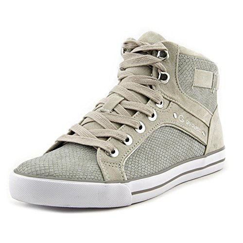 G By Guess Opall 12 Women US 6 Gray Fashion Sneakers