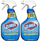 Clorox 055500015290 Clean-up Disinfectant Bleach Cleaner, Fresh Scent