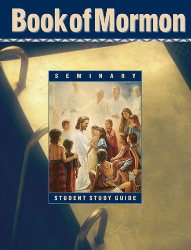 Book of Mormon Seminary Student Study Guide -  ElsaGothic Face Powder