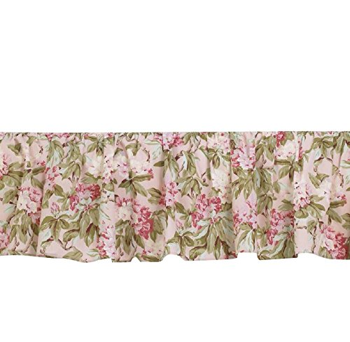 Cotton Tale Designs Twin Bed Skirt, Tea Party