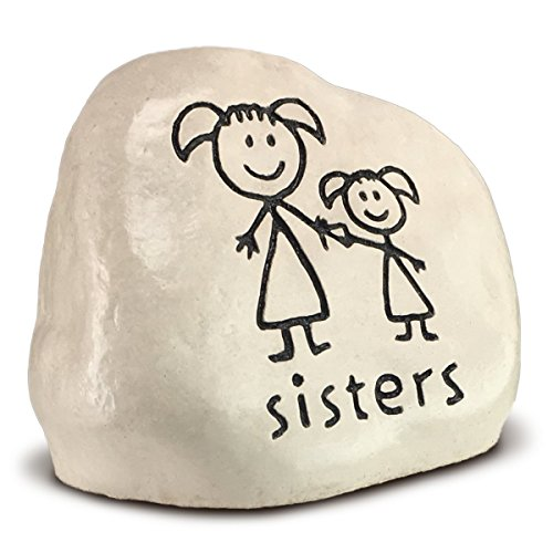 (RocksOnly Sisters - Engraved Stone)