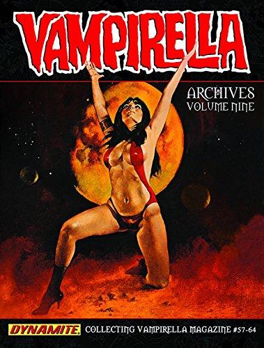 Vampirella Archives, Vol. 9