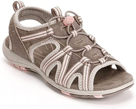 Croft \u0026 Barrow Brown Sport Sandals