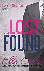 Lost and Found (Book 1 in the Love in New York Series) (English Edition)